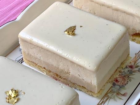עוגת קרם בוואריה
