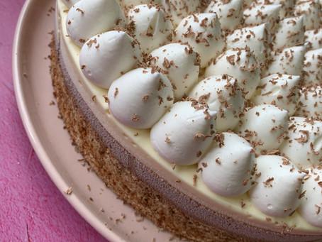 עוגת מוס דוקולד קוקוס