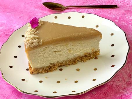 עוגת גבינה חלבה אפוייה