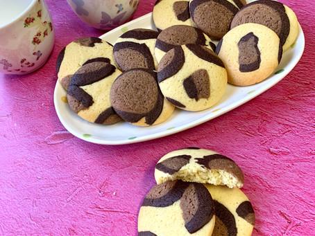 עוגיות מנומרות