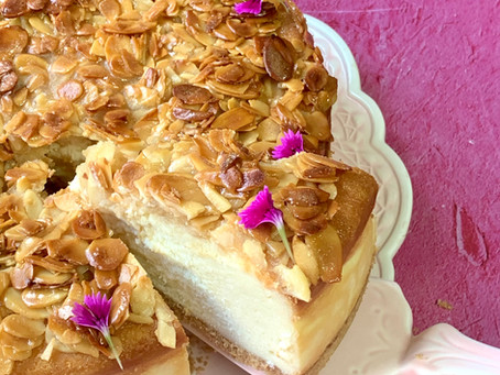 עוגת גבינה עקיצת הדבורה