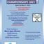Contraband Tournament April 30- May 2