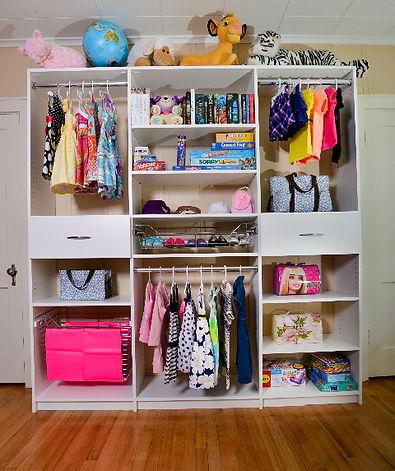 Kids Closet girl - Lake Charles, LA - ShelveIt
