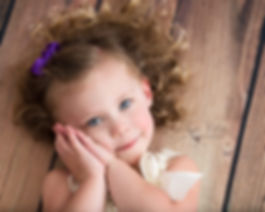 beautiful three year old milestone session shelby township michigan baby photograher