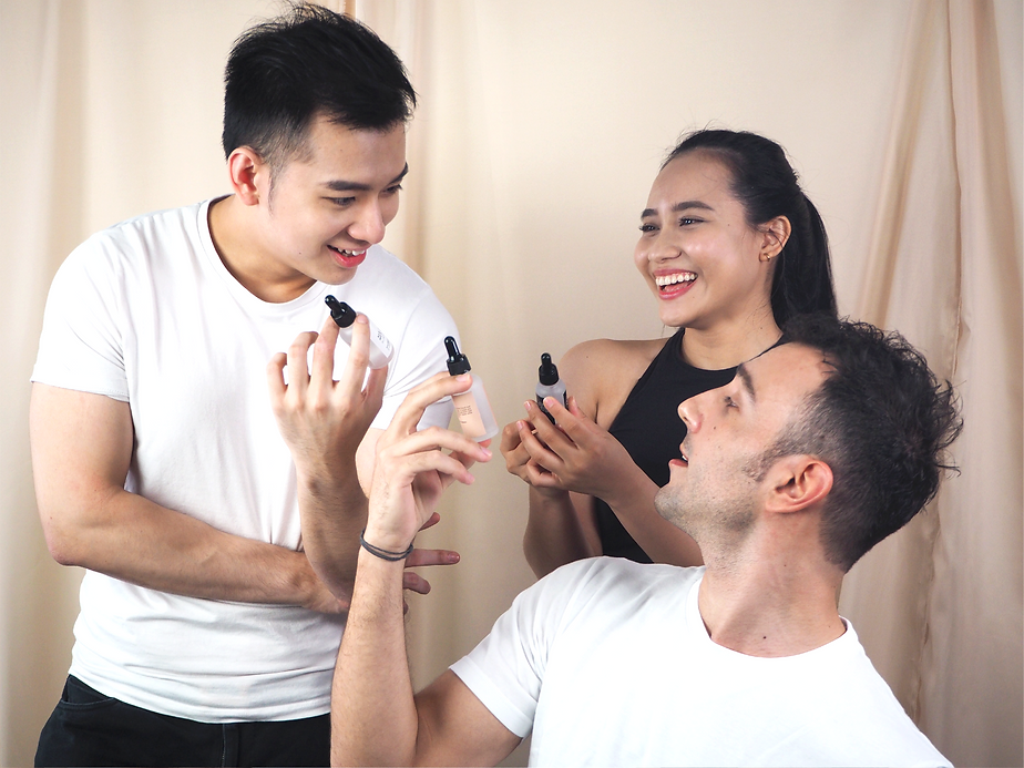Purpose Skin is skincare for men and women in Malaysia