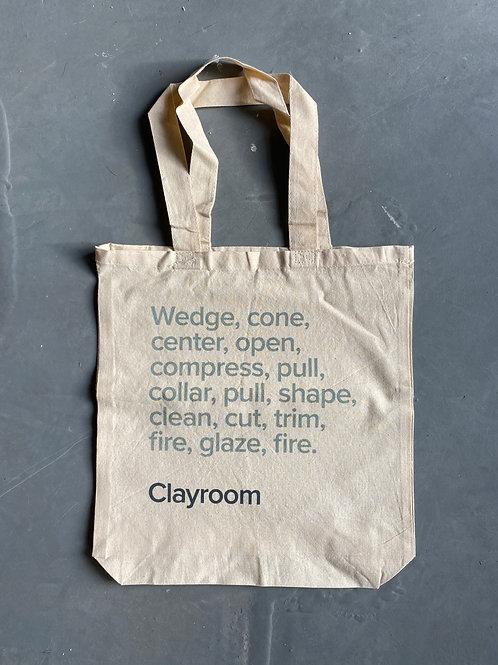 Clayroom Tote Bag