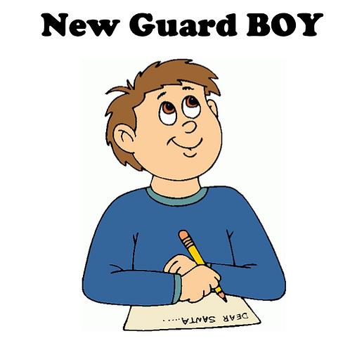 New Guard Boy