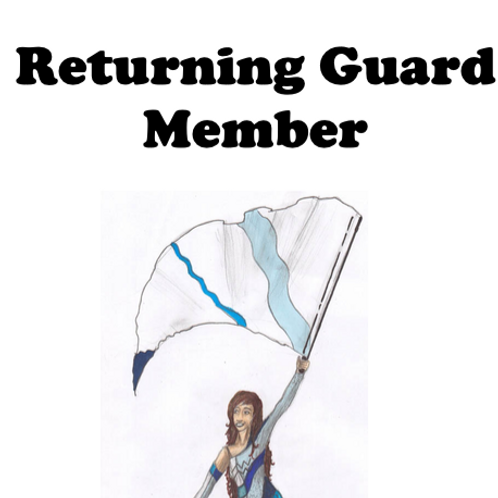 Returning Guard Member