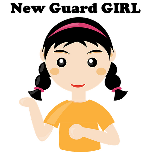 New Guard Girl