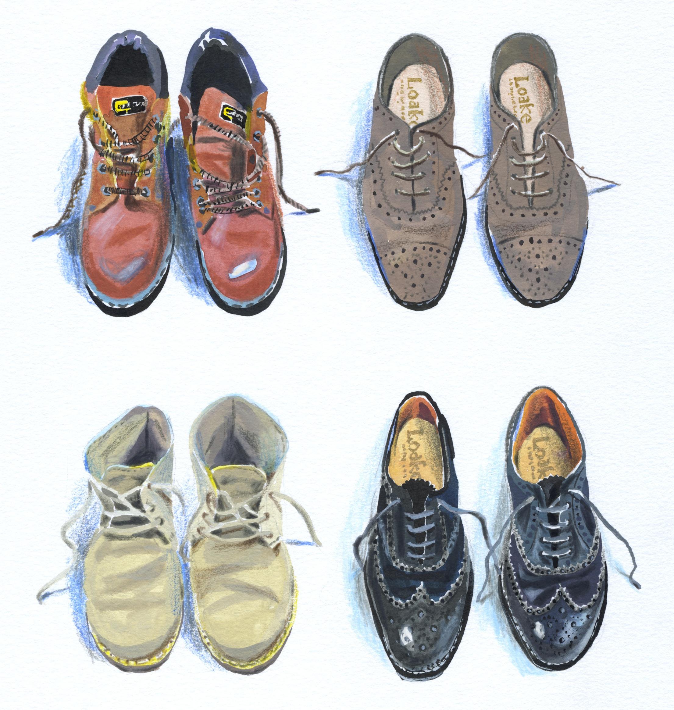 bernards boots