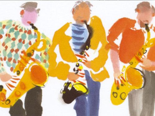Sax band