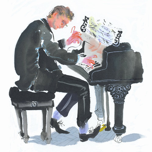 MW15 Concert pianist