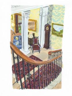 hoveton stairwell