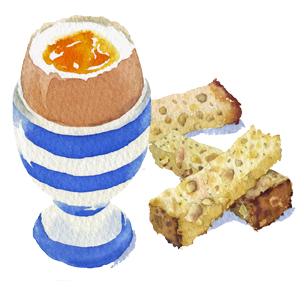 Dippy egg