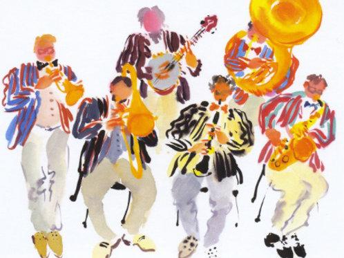 Hot rhythm band