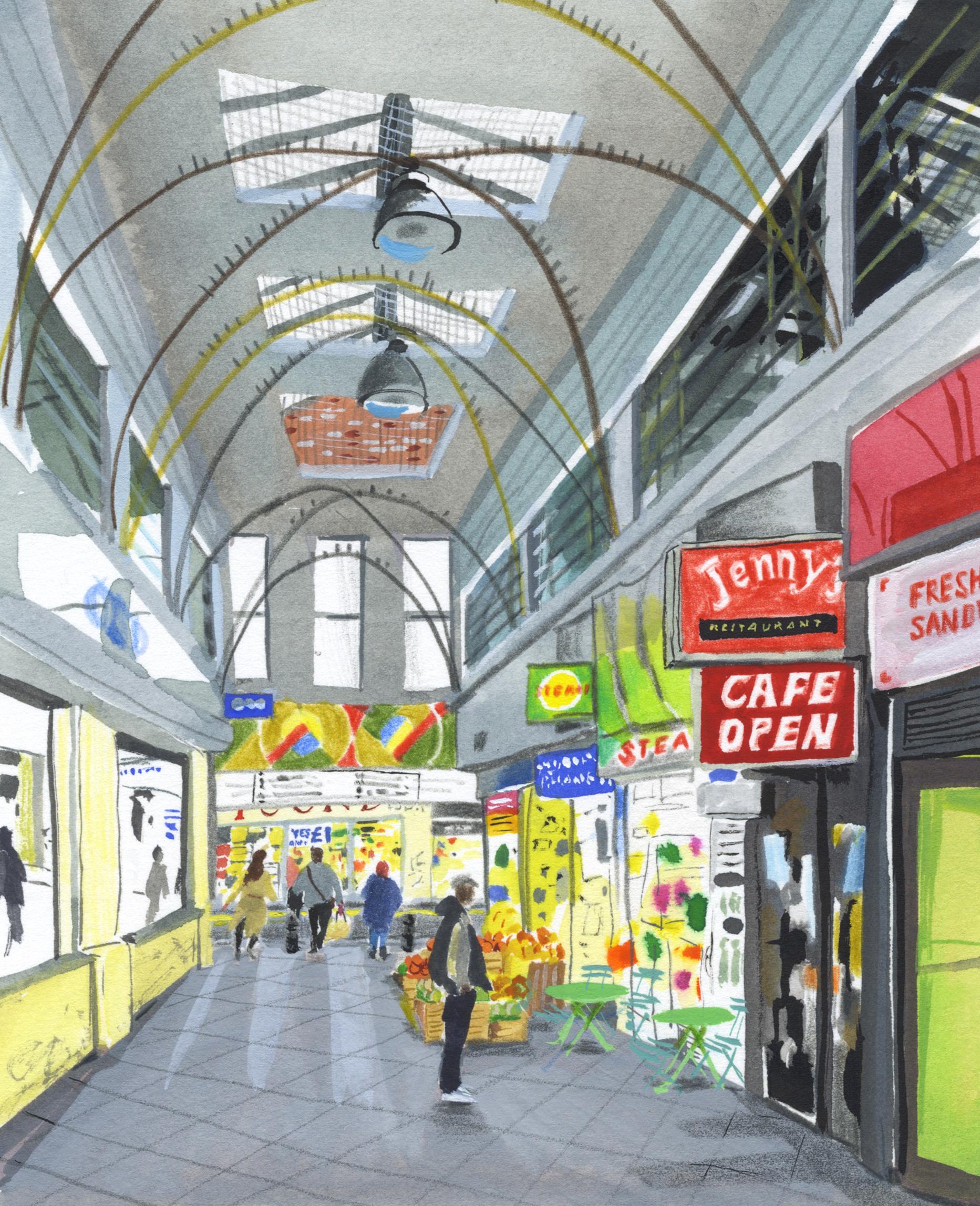 peckham arcade