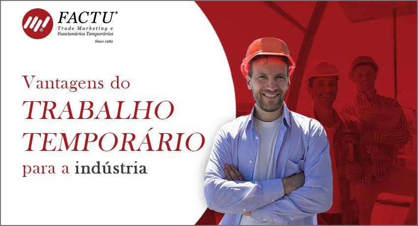 Vantagens do Trabalho Temporário para a Indústria