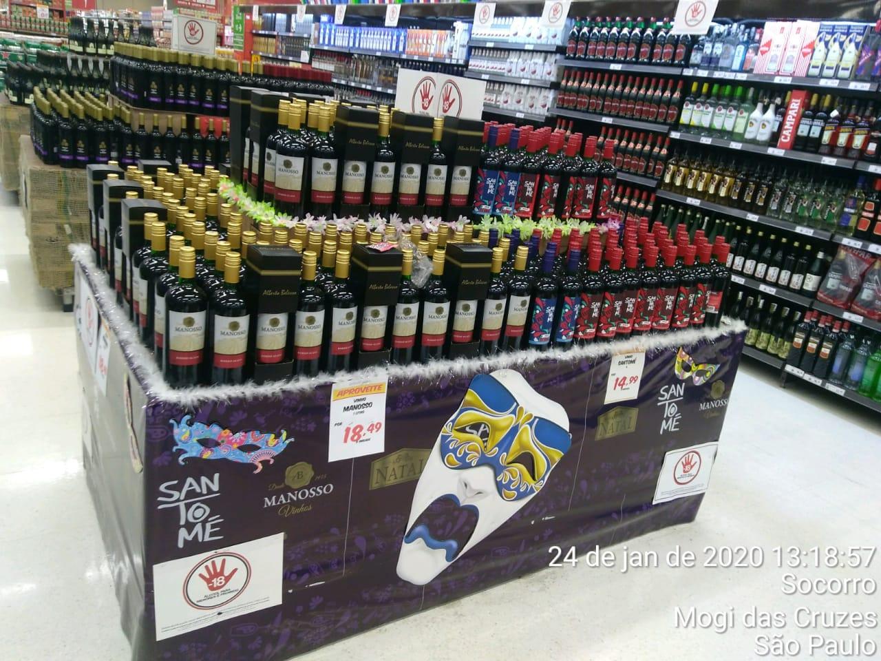 Vinhos Manosso