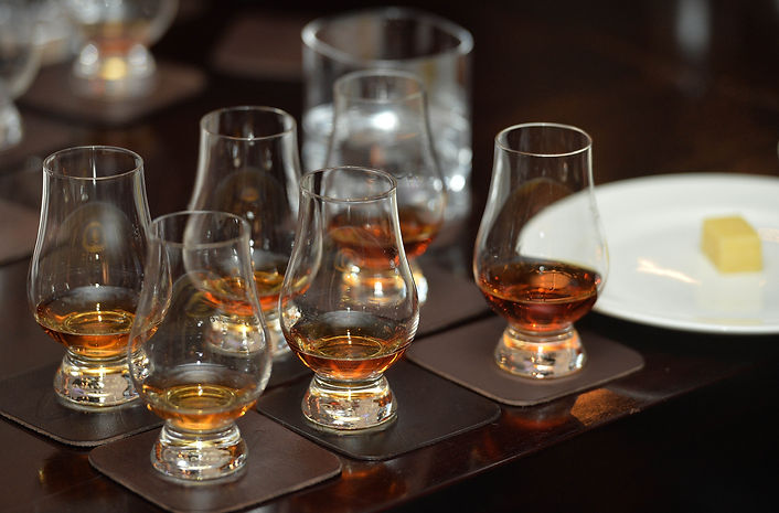 Whiskey Tasting, Whiskey Glass