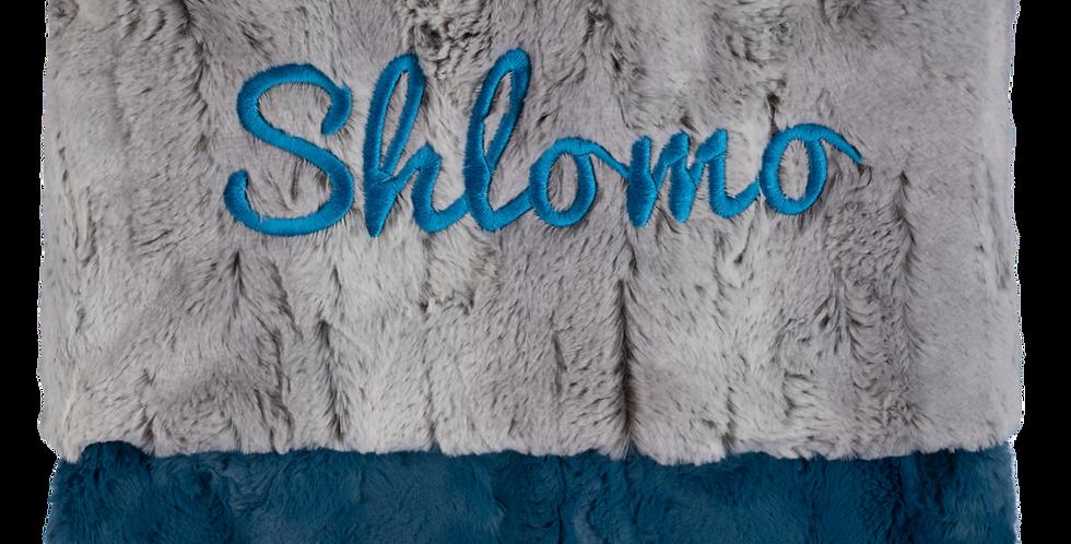 Mia Silver/Posiedon Blanket