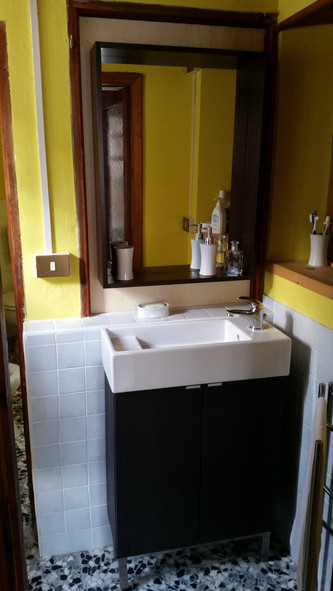Bagno privato esterno camera I