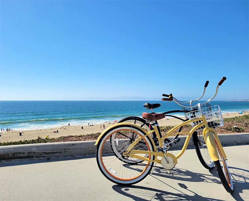 pop beach rentals bicycle rentals