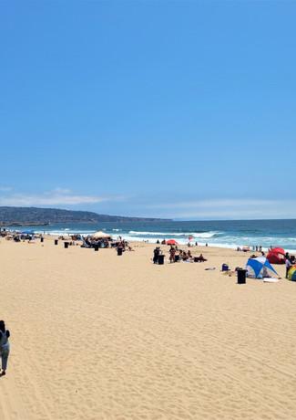 pop beach rentals Hermosa Beach California
