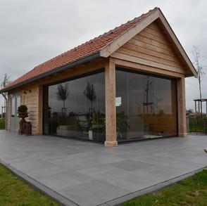 Luxe tuinhuis (Schagen)