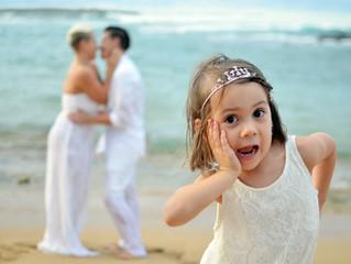 Fun Family Photos @ Escambron Beach