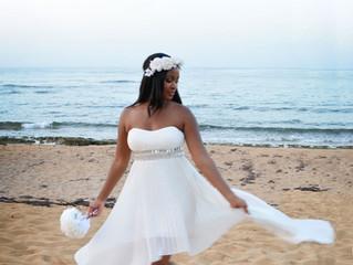 Julius + Ebony | Loiza Beach Wedding