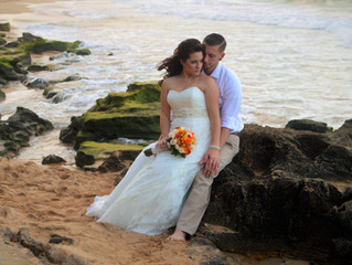 Jessica + Chris | San Juan Marriott Resort