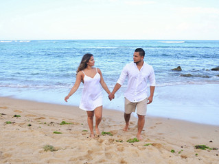 Puerto Rico | Romantic Beach Couple Session