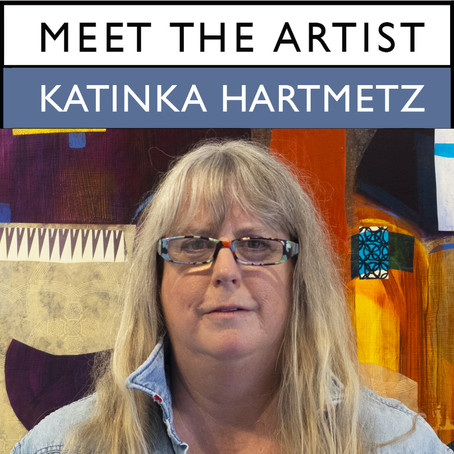 Meet the Artist Interview Series - Katinka Hartmetz
