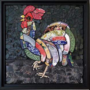 Xuan My Ho - Mosaics