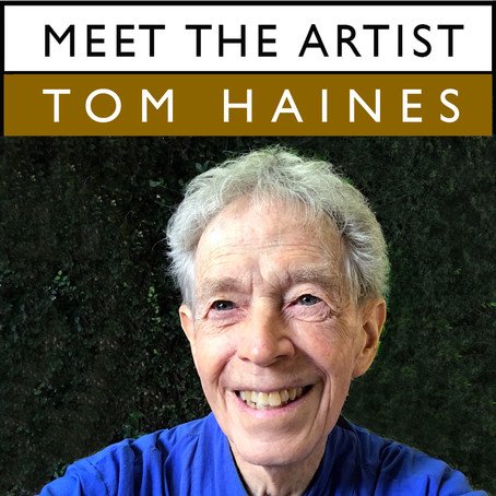 Meet the Artist Interview Series - Tom Haines
