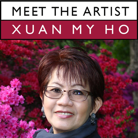 Meet the Artist Interview Series - Xuan My Ho