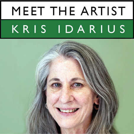 Meet the Artist Interview Series - Kris Idarius