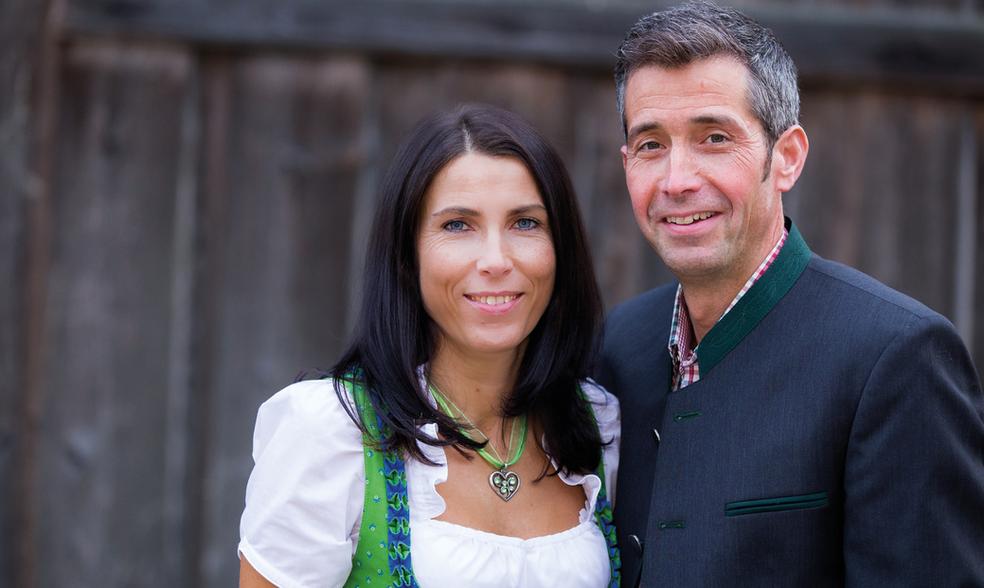Familie Roitner Melanie und Reinhard