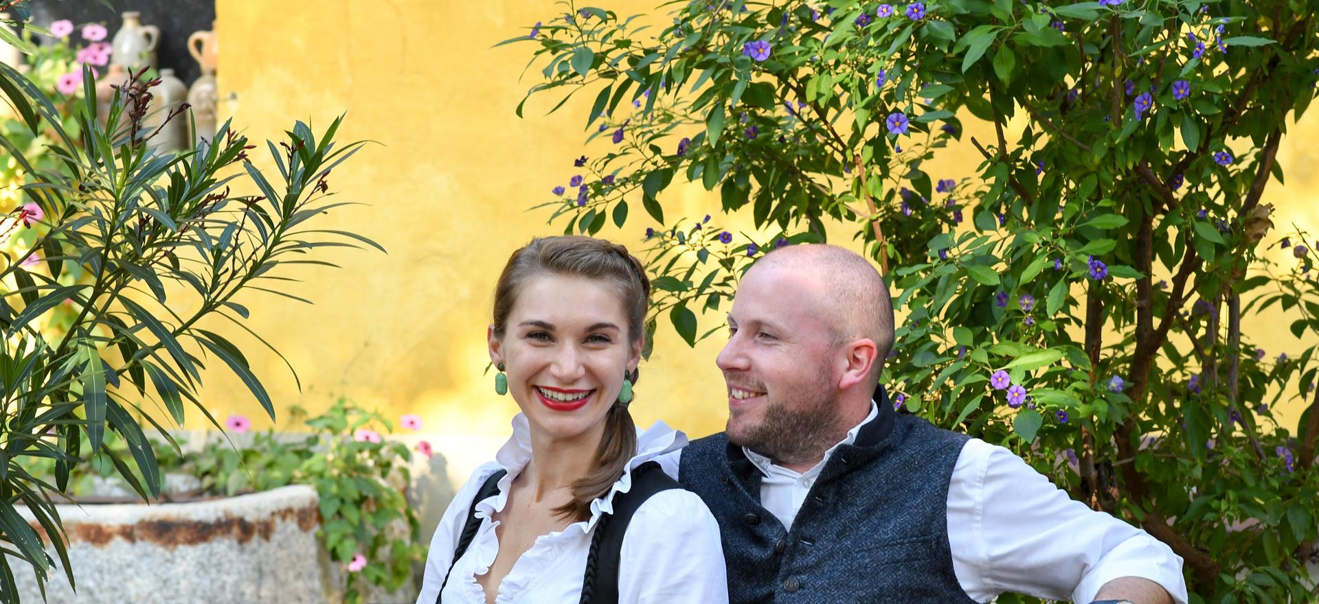 Alexander und Kathrin Biringer