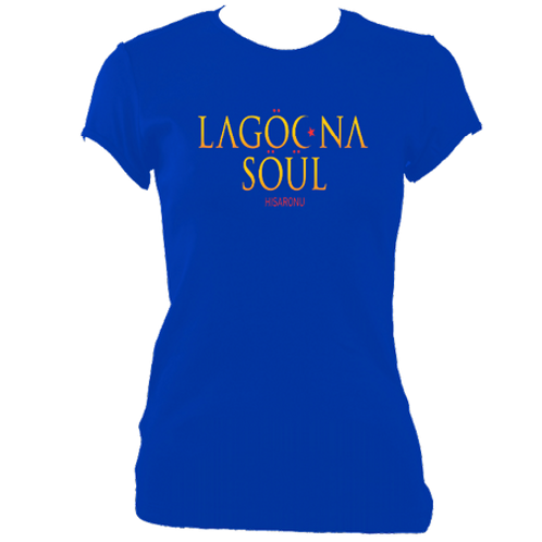 Ladies Fitted T-Shirt Various Colours