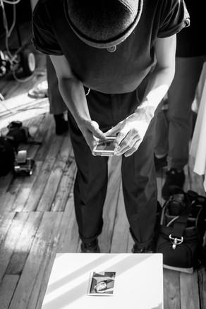 Photographe:Mathieu Guérin Assistante:Miryam Bourget Modèle : ChloeDesormeaux HMUA : Kim Creton Styliste-Artiste :Gabriela Hébert Assistant-Styliste :VictorTrn