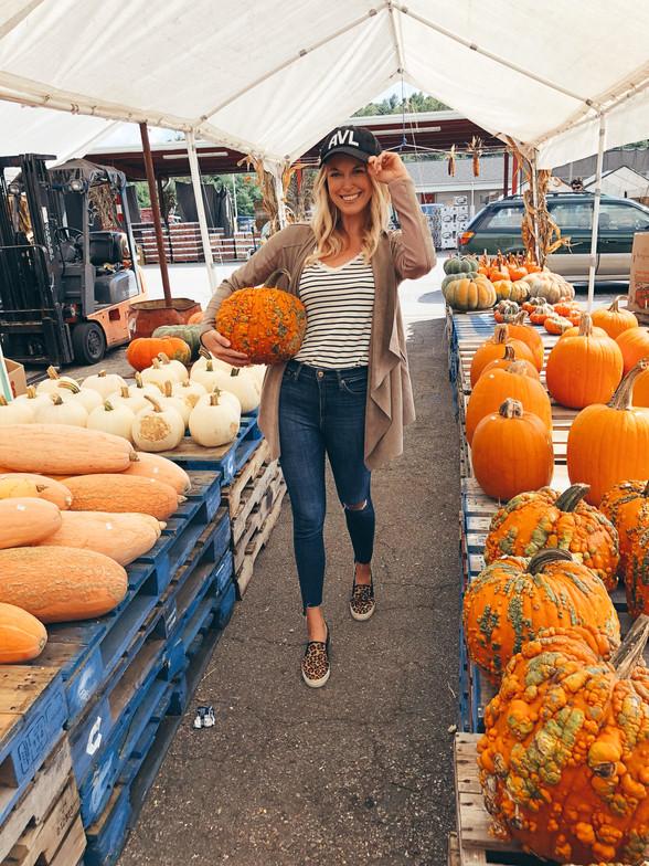 Fall in Asheville Bucket List