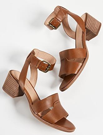 Madewell kate stacked heel sandal, summer sandal