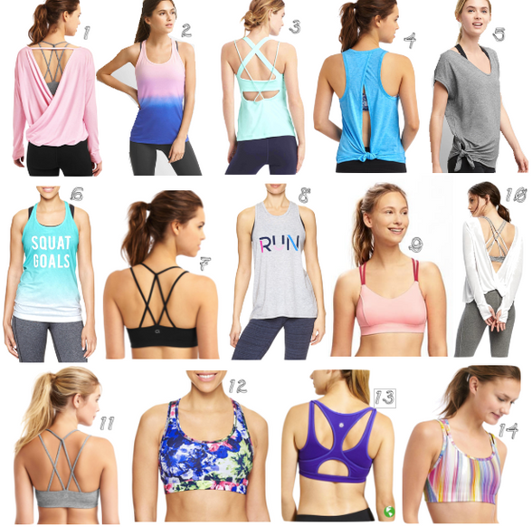 'E' is for Effort: Making Outfits Out of Activewear