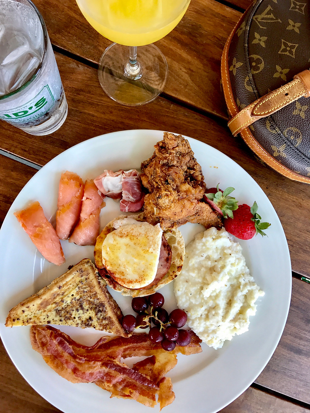 Brunch Buffet and Mimosas at Reid's Southpark