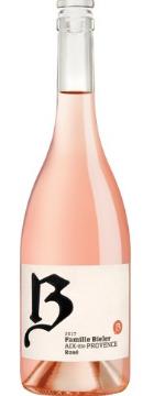 Famille Bieler Aix-en-Provence Rosé wine