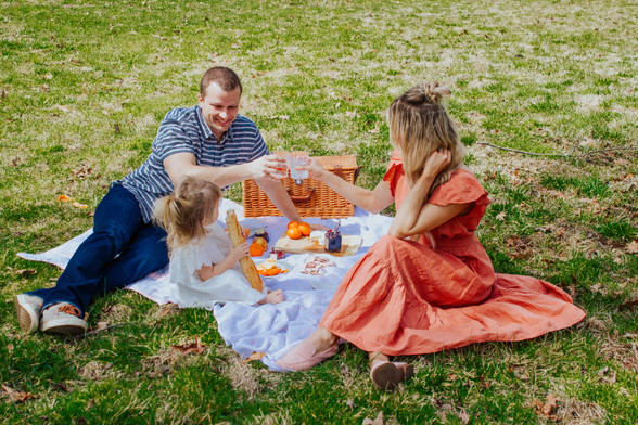Picnic at Biltmore Estate