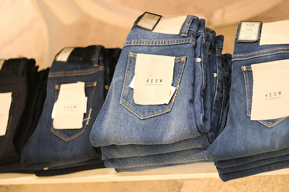 Where to Buy Denim in Asheville - Minx | The Tony Townie