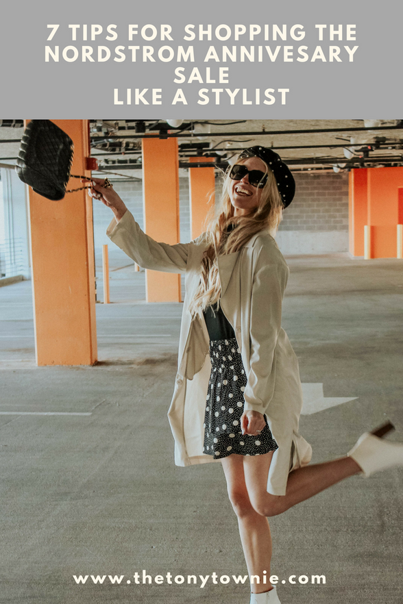 How To Shop The Nordstrom Anniversary Sale Like A Stylist