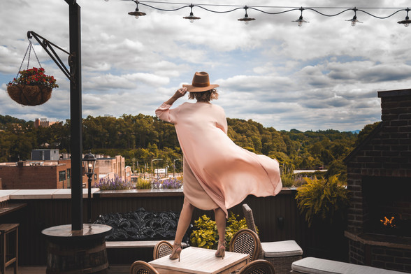 Best Rooftop Bars in Asheville